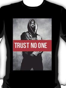 "2PAC ""Trust No One"" SUPREME T-Shirt"