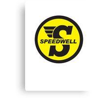 Speedwell mini Canvas Print