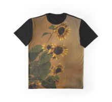 A History Of Sunflowers Graphic T-Shirt