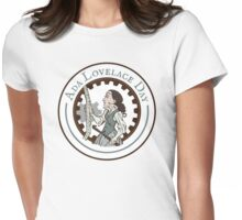 Ada Lovelace Day Womens Fitted T-Shirt