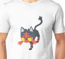 Litten Vector (Pokemon) Unisex T-Shirt
