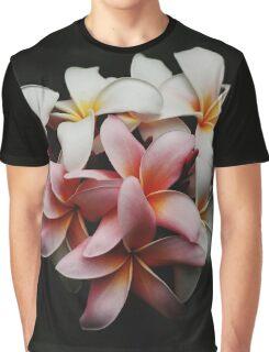 Flowers In The Dark Graphic T-Shirt