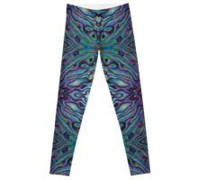 Vortex Abalone Shell Leggings