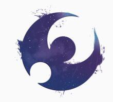 Pokémon Moon Logo One Piece - Short Sleeve