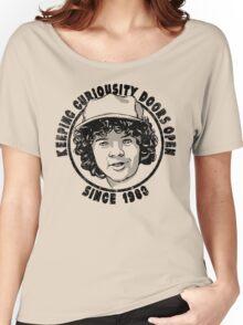 Keeping Curiosity Doors Open Women's Relaxed Fit T-Shirt