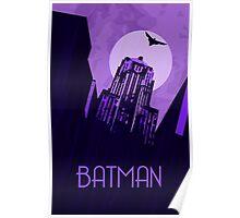 The Dark Knight - Gotham Poster