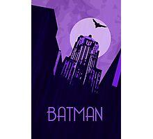 The Dark Knight - Gotham Photographic Print