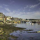 Falmouth Quayside  by Rob Hawkins