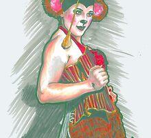 Velma Von Bon Bon - Monkey Business by Tony Heath
