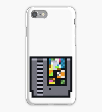 NES Cartridge iPhone Case/Skin