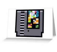 NES Cartridge Greeting Card