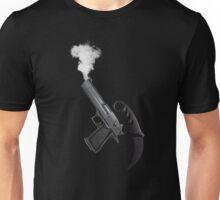 Guns and knifes Unisex T-Shirt