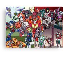 Mtmte Season 1-2 Canvas Print