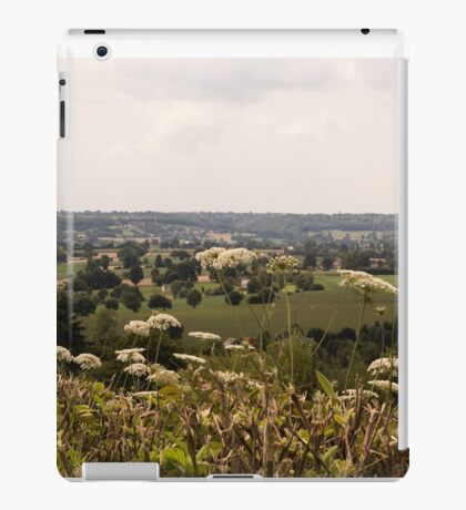 French Hills iPad Case/Skin