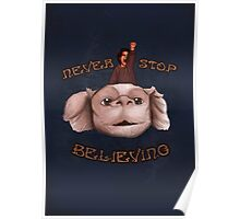Never Stop Believing Poster