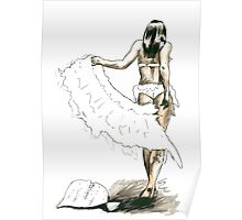 Midori Dusk - Swan Jovi Poster