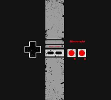 Nintendo Entertainment System by BlazeSeven