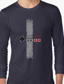 Nintendo Entertainment System Long Sleeve T-Shirt
