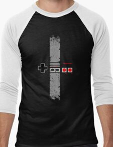 Nintendo Entertainment System Men's Baseball ¾ T-Shirt