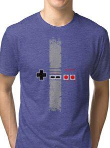 Nintendo Entertainment System Tri-blend T-Shirt