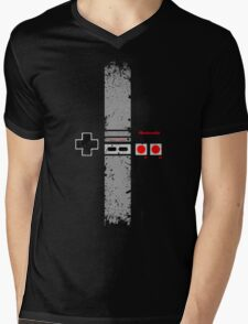 Nintendo Entertainment System Mens V-Neck T-Shirt