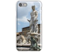 The Fountain of Neptune iPhone Case/Skin