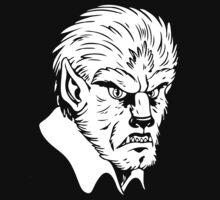 1950's Wolfman by Goymer