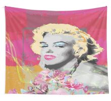 Goodbye Norma Jean  Wall Tapestry