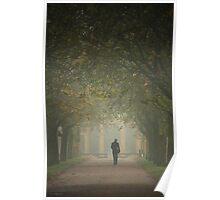 Beneath the Quiet Trees Poster