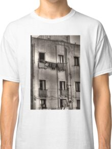 Old Building Classic T-Shirt