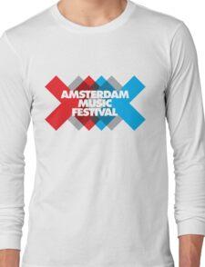 Amsterdam Music Festival - AMF Long Sleeve T-Shirt
