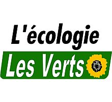 Europe Ecology, The Greens (Europe écologie – Les Verts EELV) Photographic Print