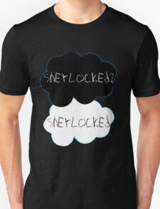 Sherlocked? Sherlocked Unisex T-Shirt