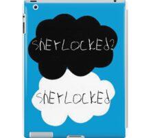 Sherlocked? Sherlocked iPad Case/Skin
