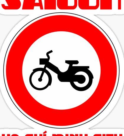 SAIGON Sticker