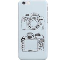 Nikon without White  iPhone Case/Skin