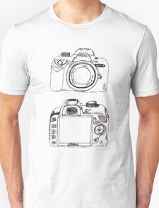 Nikon without White  T-Shirt