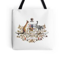 Aussie Coat of Arms Tote Bag