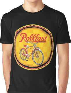 Rollfast Bicycles Graphic T-Shirt