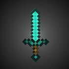 Minecraft Sword  by atlantum