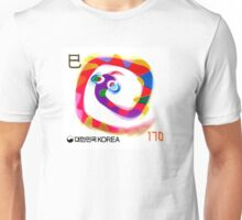 2000 Korea Year of the Snake Postage Stamp Unisex T-Shirt