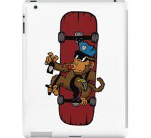 Monkey Police iPad Case/Skin