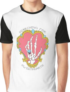 Searching for Sweethearts Graphic T-Shirt