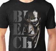 kenpachi face halftone Unisex T-Shirt