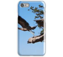 The bird eating Monster Tree iPhone Case/Skin