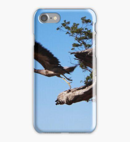 The bird eating Monster Tree iPhone Case/Skin