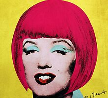 Bob Marilyn Monroe Variant 1 by filippobassano