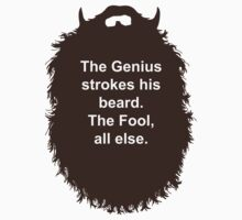 Beard-Collection - The Genius One Piece - Short Sleeve
