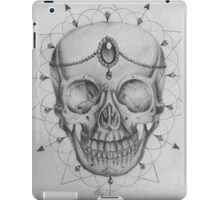 Gypsy Skull iPad Case/Skin