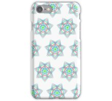 7 pointed spirograph 2 iPhone Case/Skin